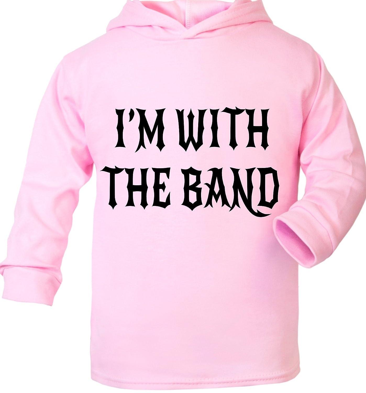 Print4U I'm The Band Cute Present Baby Gift Supersoft Hoodie