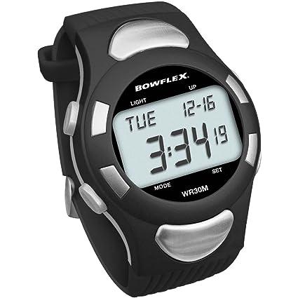 Amazon.com: Bowflex EZ Pro reloj con monitor de ritmo ...