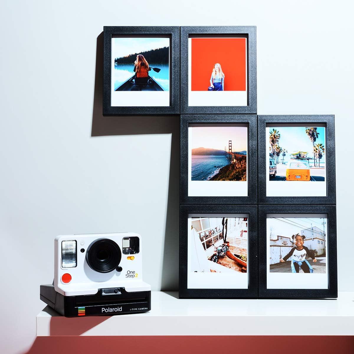 MAGNAFRAME - Marco magnético para fotos instantáneas Polaroid (6 unidades): Amazon.es: Hogar