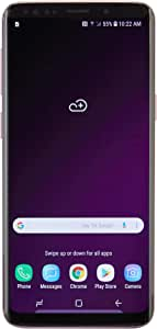Samsung Galaxy S9, 64GB, Lilac Purple - For AT&T / T-Mobile (Renewed)