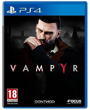 Vampyr (PS4): Amazon co uk: PC & Video Games