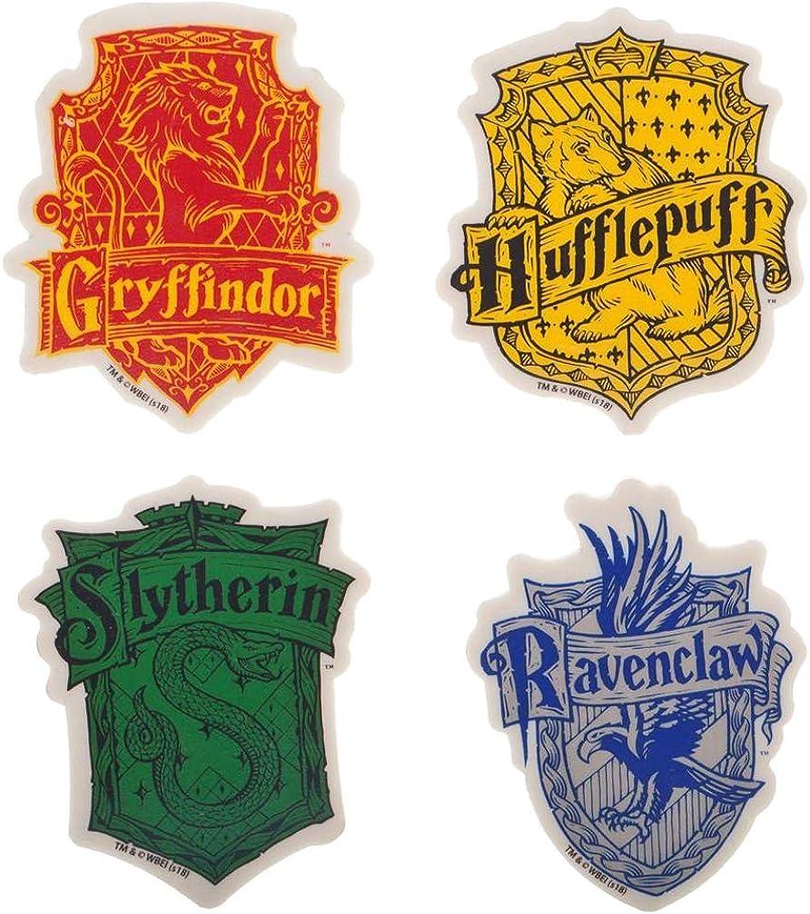 Harry Potter Erasers Hogwarts Stationary Harry Potter Office Supplies