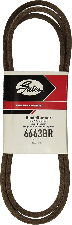 Gates 6663BR BladeRunner Belt