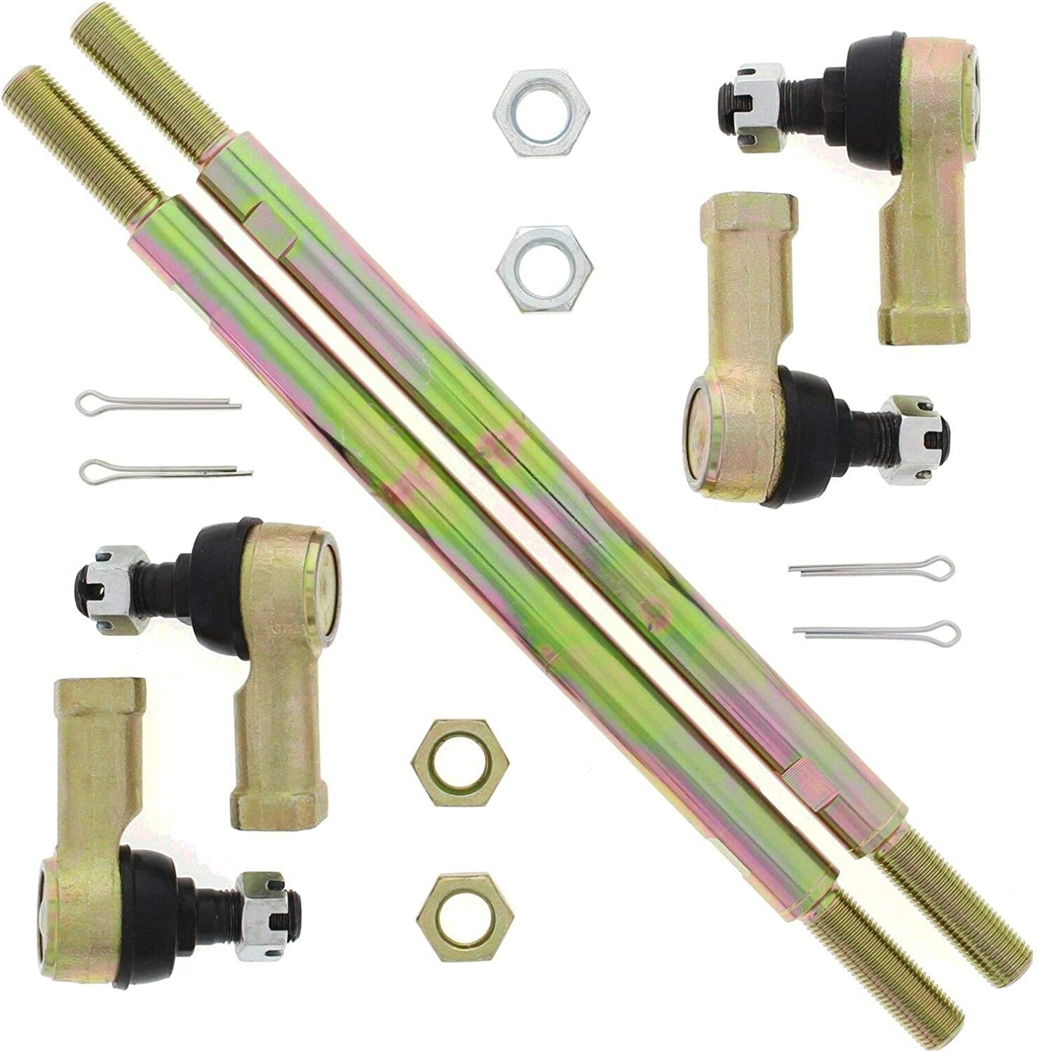 New Tie Rod Upgrade Kit Replacement For Yamaha YFM45FX Wolverine 450 4X4 450cc 06 07 08 09 10