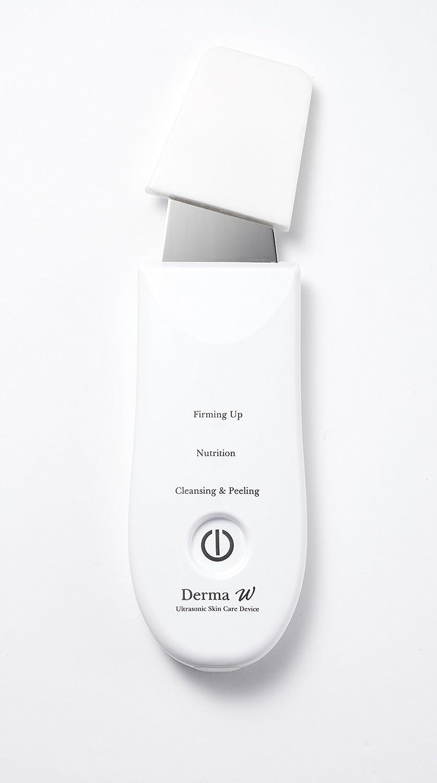 Amazon.com: Derma-W Ultrasonic Skin Scrubber, Spatula & Infusion ...