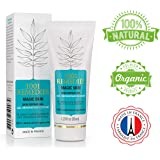 1001 Remedies Spot Treatment Face Cream - Acne Treatment & Scar Removal Care - 100% Natural Skin Healing Gel for Eczema, Psoriasis, Redness, Rosacea, Blackhead - Organic Product with 14 Essential Oils