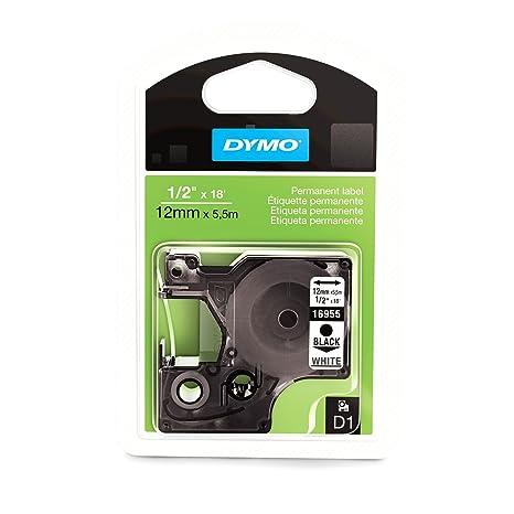 DYMO D1 Tape cinta para impresora de etiquetas - Cintas para ...