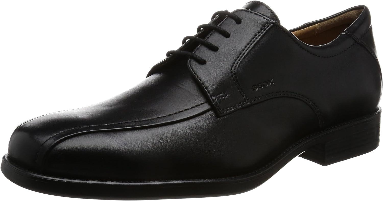 Geox U Federico W, Zapatos Derby para Hombre