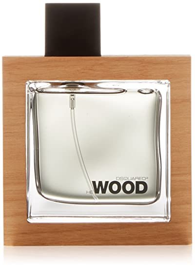 Amazon.com   He Wood By Dsquared2 For Men Edt Spray 1.7 Oz   Dsquared Wood    Beauty 5ef094c921d2