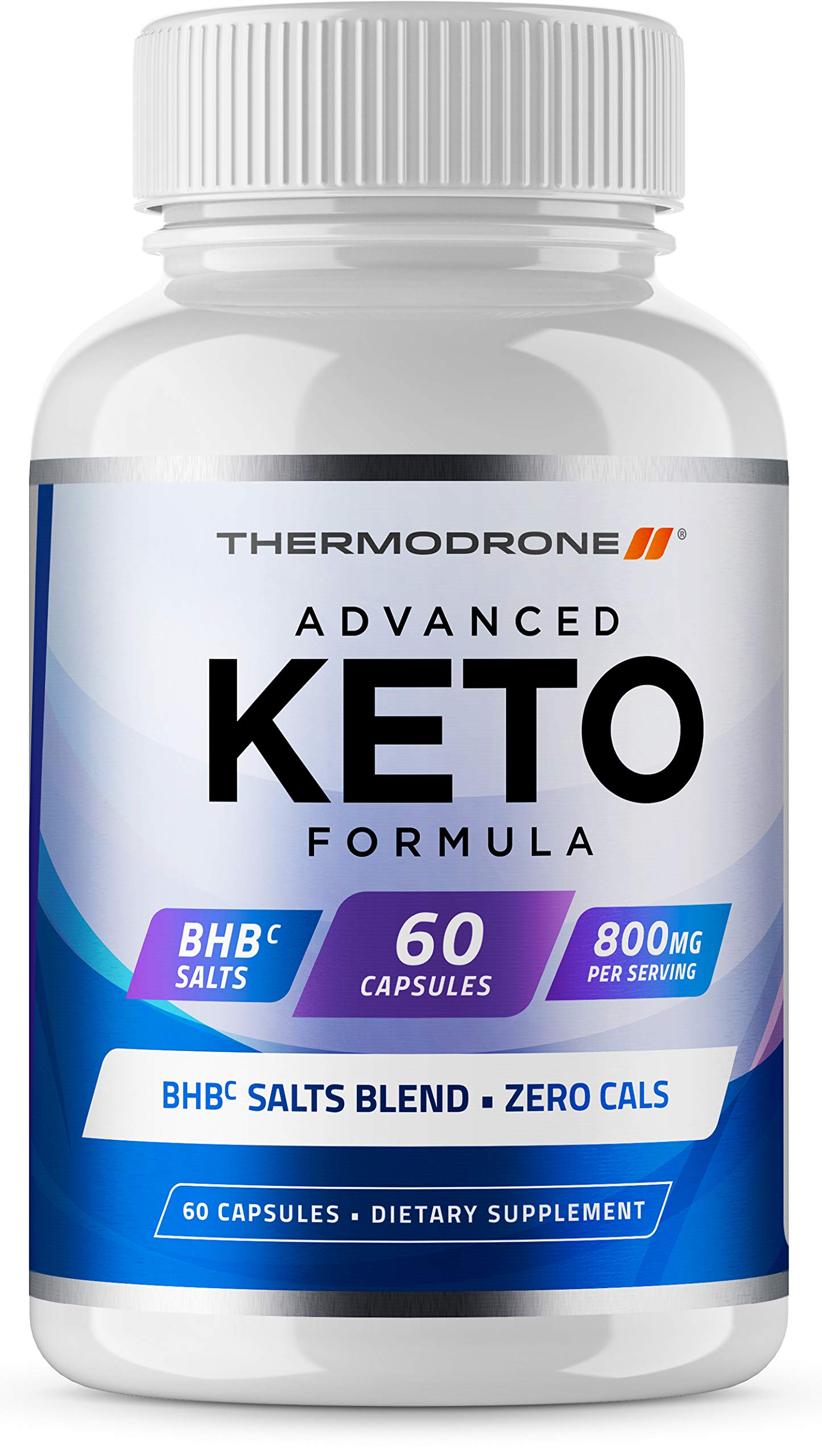 Keto Diet Weight Loss Pills - 60 Premium Diet Pills That Work for Women and Men - BHB Exogenous Ketones - Perfect Keto Diet for Beginners - Fat Burner Pills Made in The USA