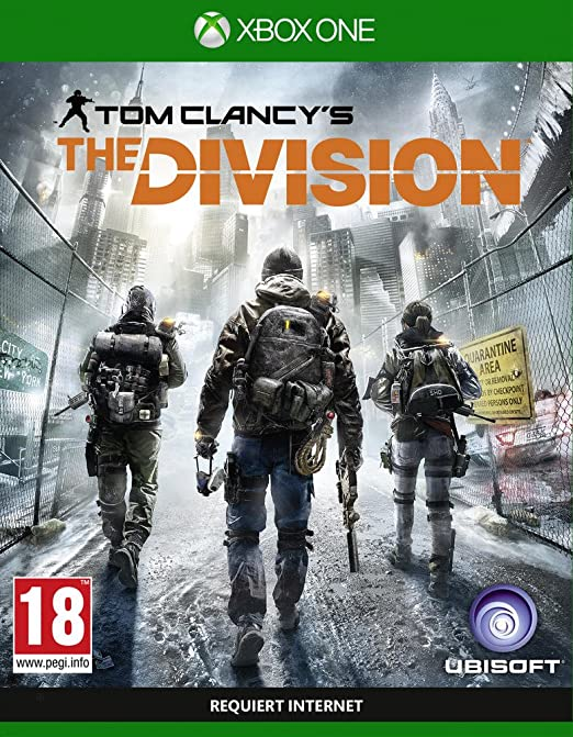 The Division - Xbox One [Importación francesa]: Amazon.es: Videojuegos