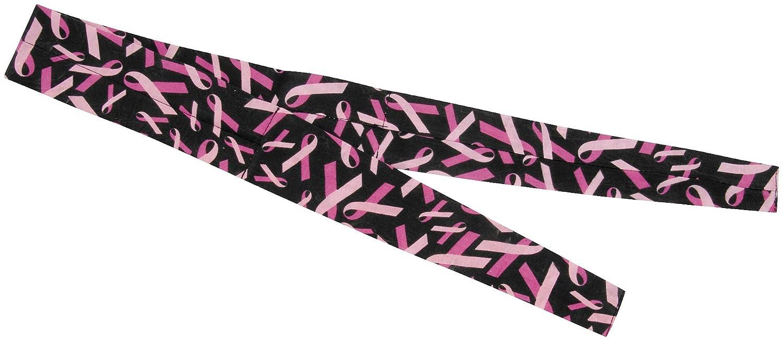 ZANheadgear COOLDANNA - bandeau / Ã © charpe / foulard de refroidissement CANCER DU SEIN Design DBC01