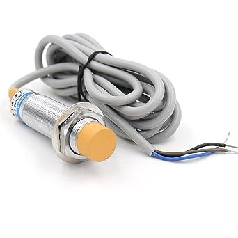 Sensor de proximidad capacitivo de Heschen LJC18A3-B-Z/AX, interruptores de 1 a