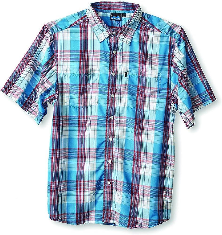 Kavu Hombres Camisa de Benjamin, Hombre, Color Rodeo, tamaño Mediano: Amazon.es: Ropa y accesorios