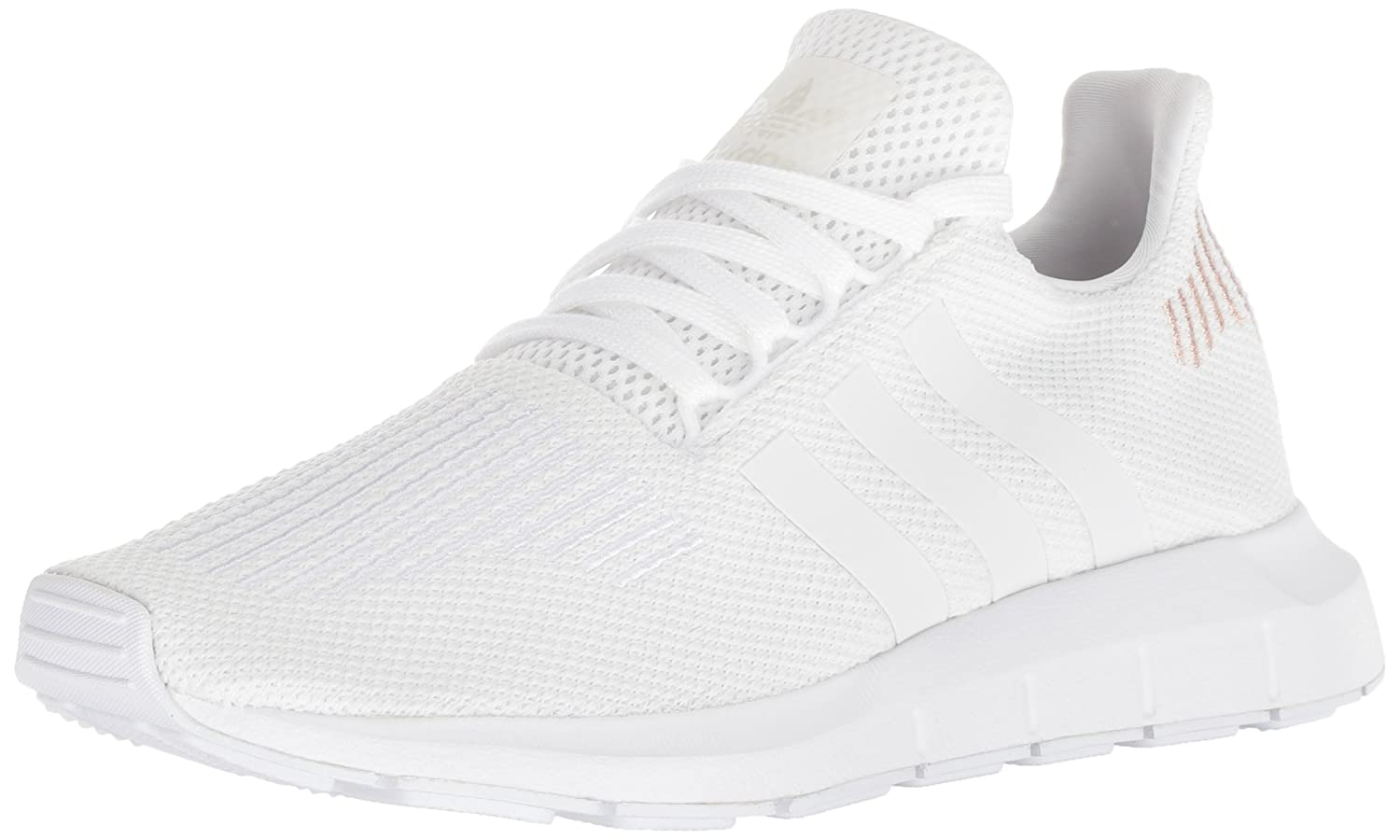 adidas Originals Women's Swift Running Shoe B077X933HH 7 M US|White/Crystal White/White