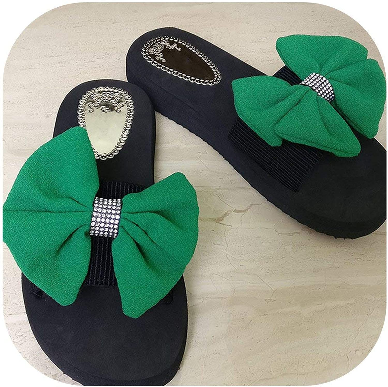 Unisex Adults Flip-Flops Sandal Slippers House Flats Open Toed Slide Shoes Like 2 Flamingo