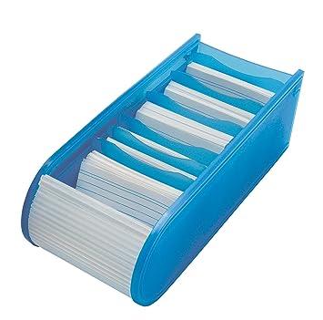 Amazon.com: Wedo A8/500 – Caja de tarjeta flash azul: Office ...