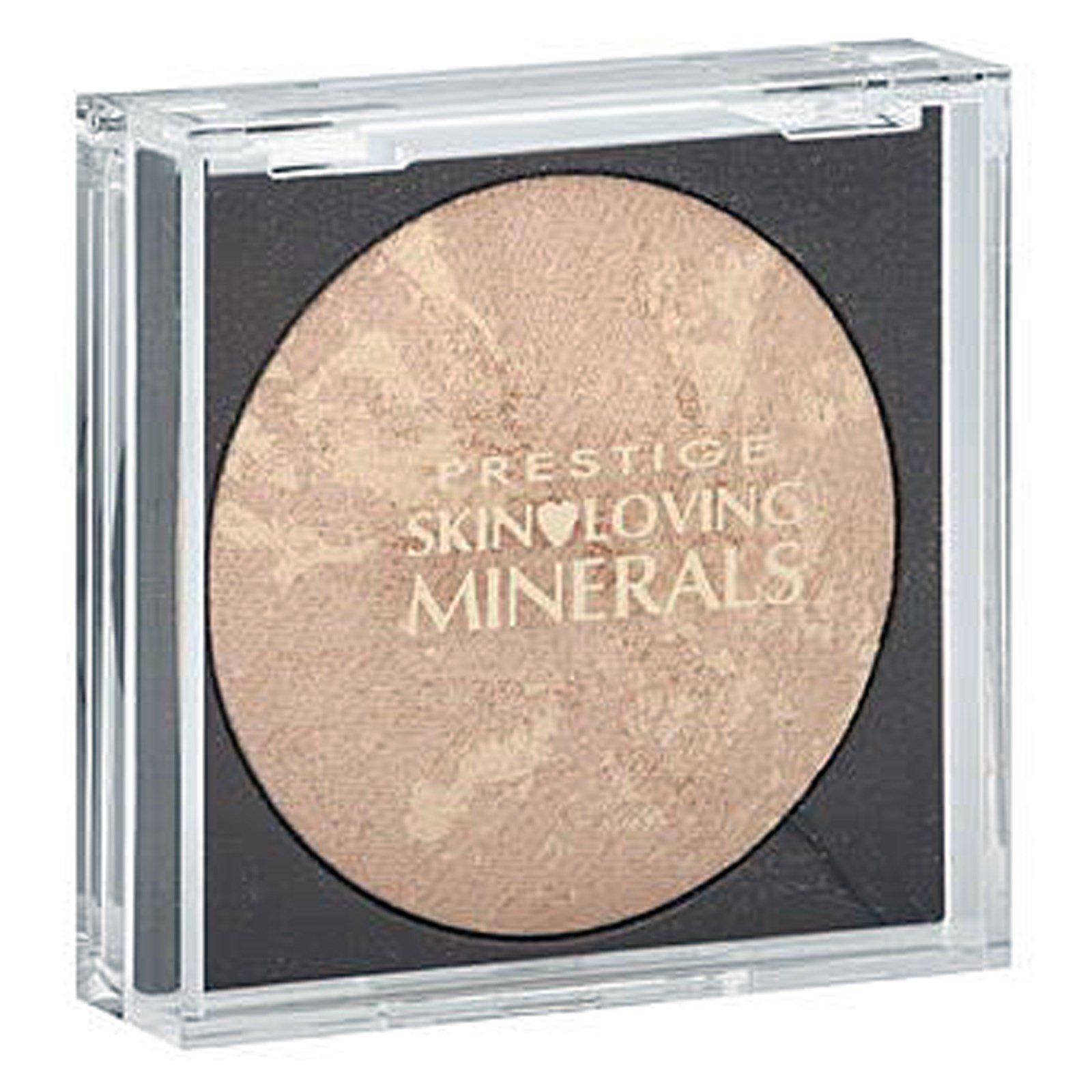 Prestige Cosmetics Sun Baked Mineral Bronzing Powder Pure Shimmer 28 oz 8 g