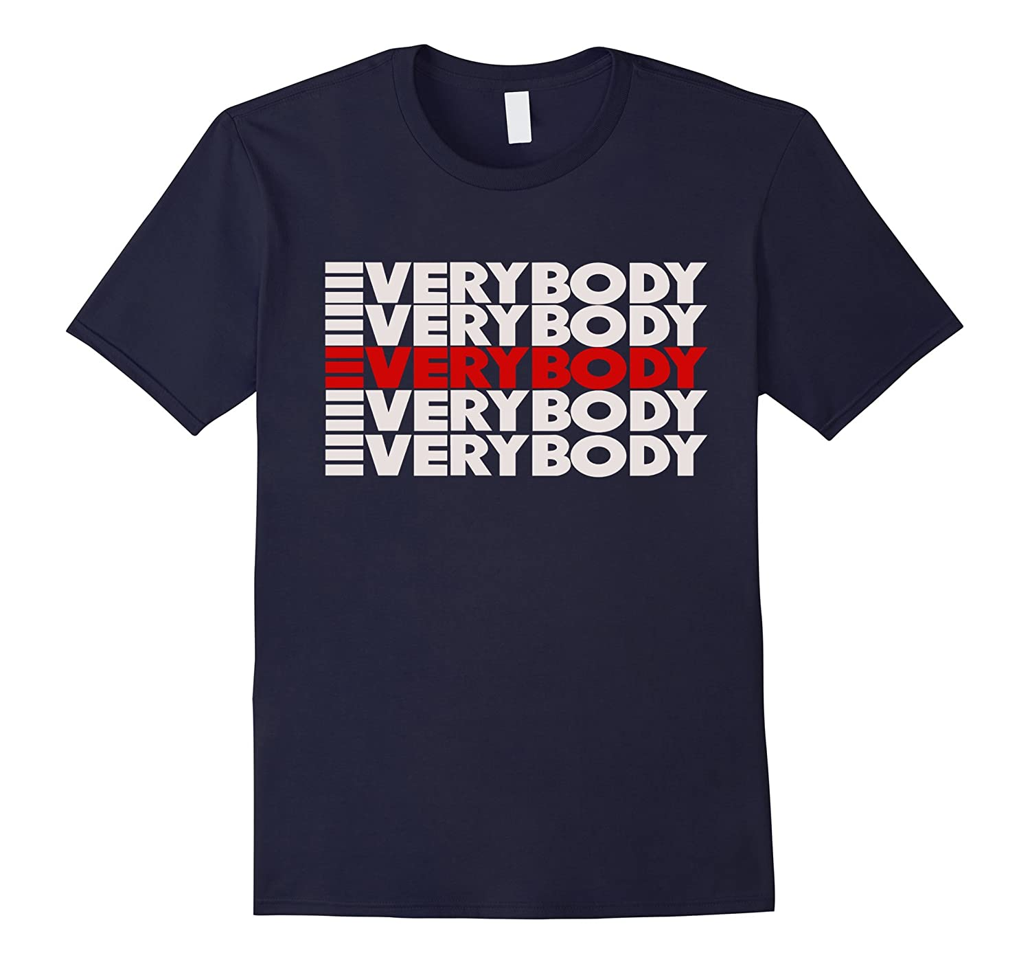 Logic EVERYBODY T-Shirts-Vaci
