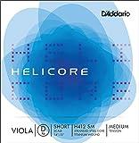 D'Addario Helicore Viola Single D String, Short