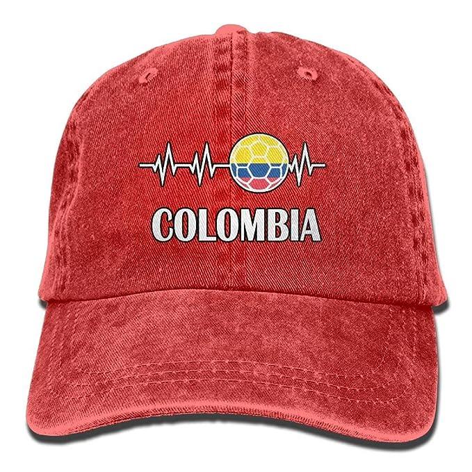 sdkjfg Gorra de béisbol Unisex Sombrero de Mezclilla teñido de ...