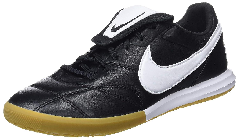 Nike The Premier II IC, Zapatillas de Fútbol Unisex Adulto, Negro White/Black 010, 40 EU: Amazon.es: Zapatos y complementos