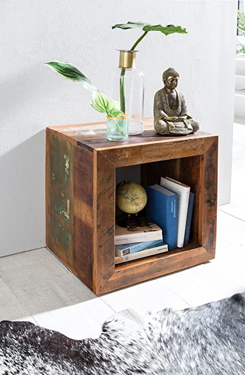 Tisch fr wohnzimmer simple kleines frische haus ideen exzellent couchtisch weis shabby - Bootsholz mobel ...