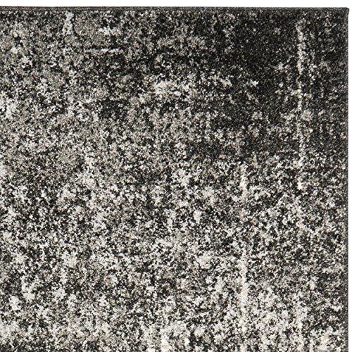 Safavieh Retro Mid Century Modern Abstract Grey Ivory Rug: AUTHENTIC Safavieh Retro Collection RET2770-9079 Modern