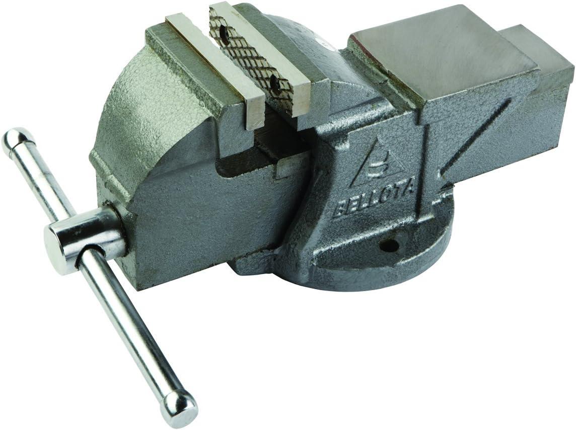 Bellota 6710-150 - Tornillo de banco fundido de hierro para taller de 150mm