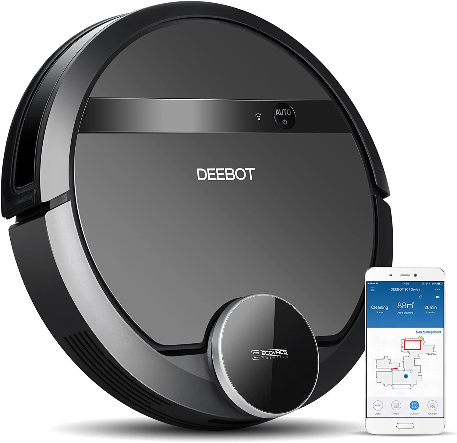 Save £120 on an Ecovacs robot vacuum