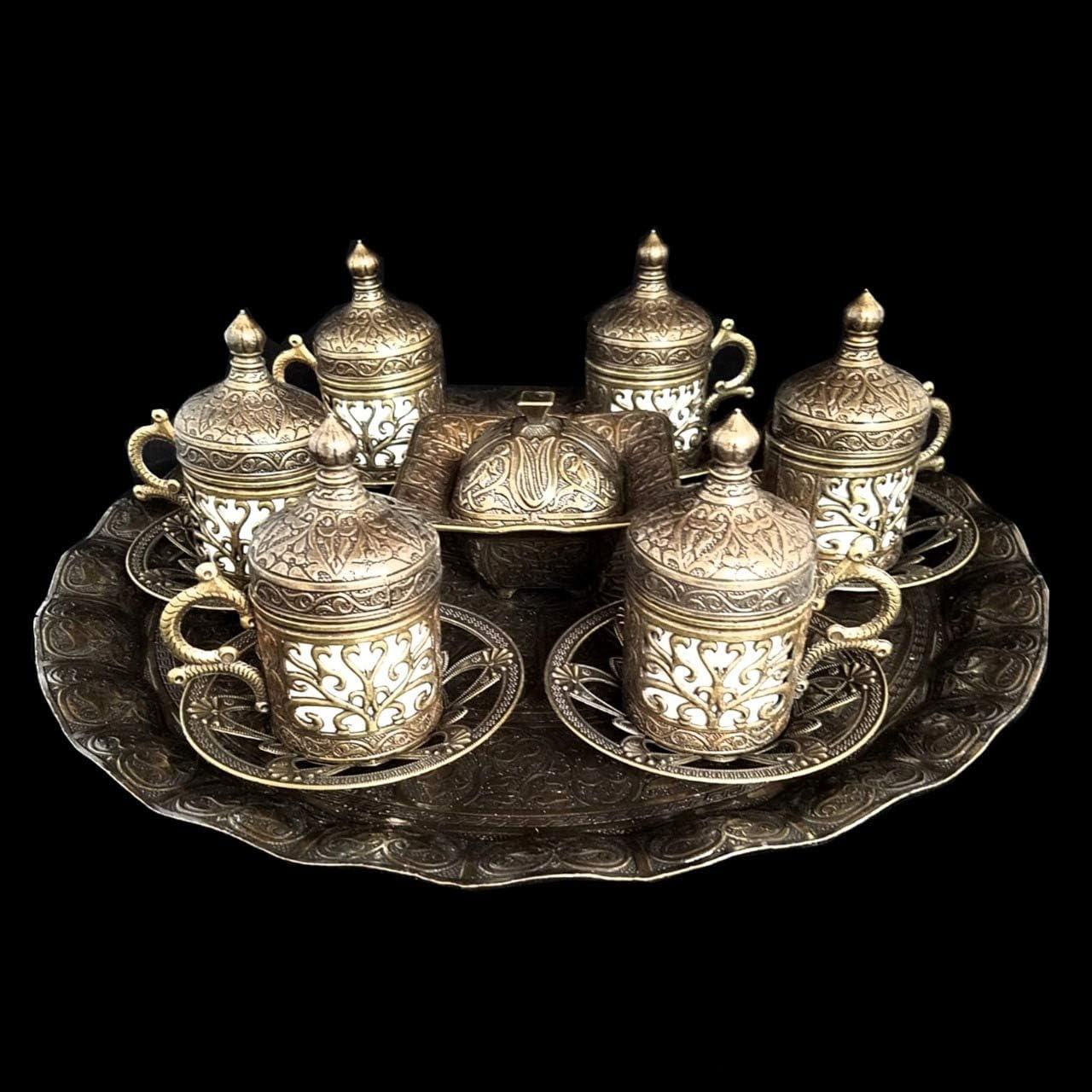 Service /à caf/é turc
