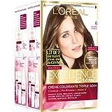 L'Oréal Paris Excellence Coloration Triple Soin