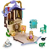 Disney Animators' Collection Littles Rapunzel Micro Doll Play Set - 2 Inch 460023004407