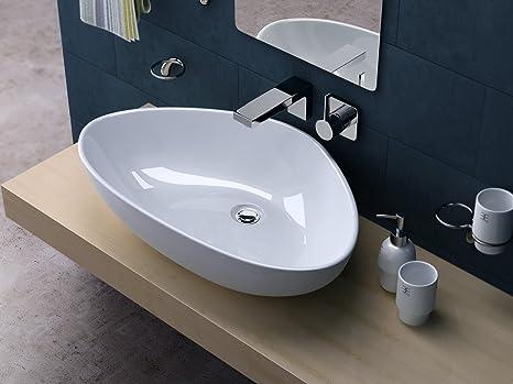Design Moderno Lavello/lavabo Fresco Elegante, Non Conta Da Bagno, Cucina,  Attrezzature