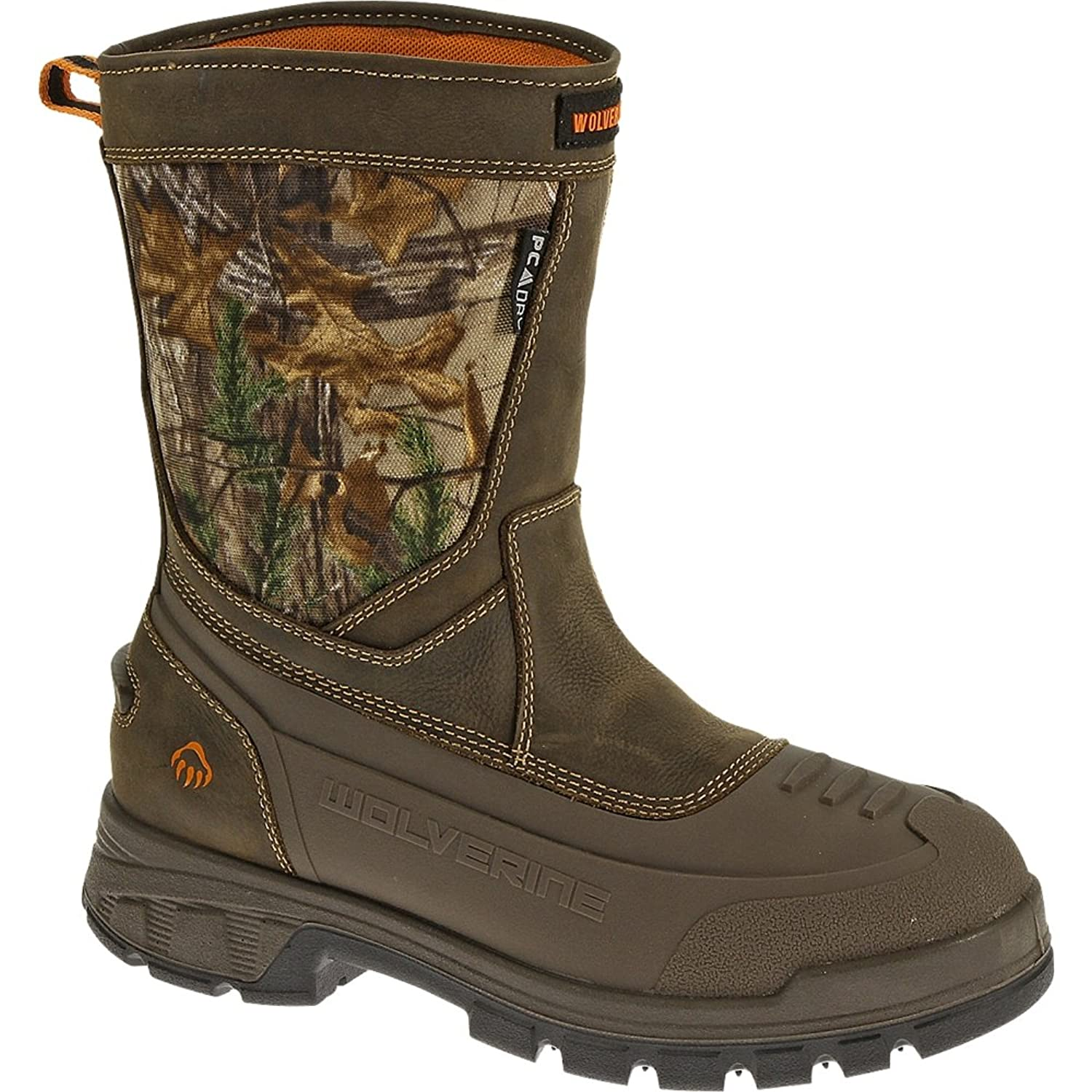 Wolverine Jason EPX Insulated Pull On Hunting Boot