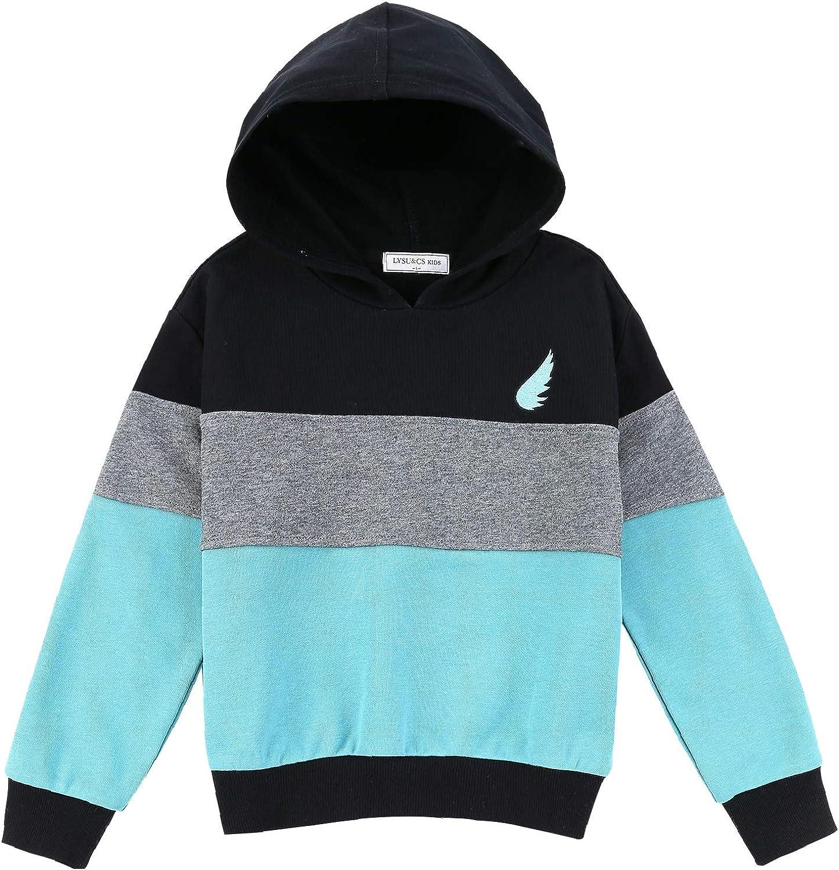 Sweatshirt Boys Hoodies Pullover Fleece Toddler Girls Kids Tops Hoody Hooded Youth Outdoor 1-10T
