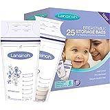 Lansinoh 44204 Breastmilk Storage Bags, 25ct
