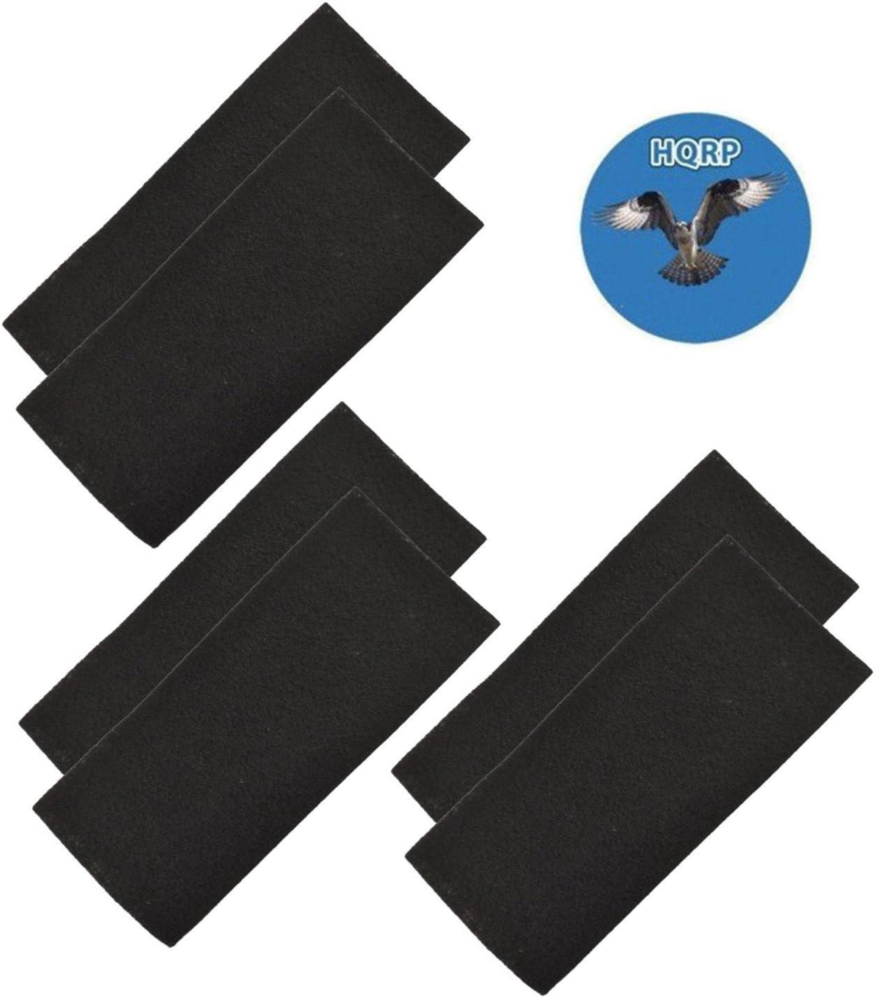 HQRP – 6 unidades filtro de carbono para Bionaire bap1400, bap1415 ...