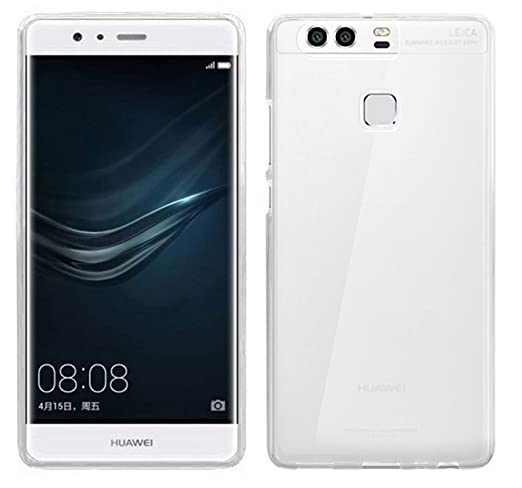 7 opinioni per TBOC® Custodia Gel TPU Trasparente per Huawei P9 Plus- P9 Plus Dual SIM in