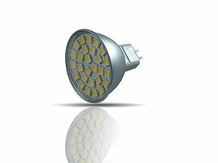 12 Volt Lampen : Er pack fotalux led mr gu volt lampen smd