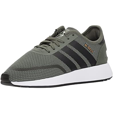 adidas Originals N-5923 J Green Textile Youth Trainers