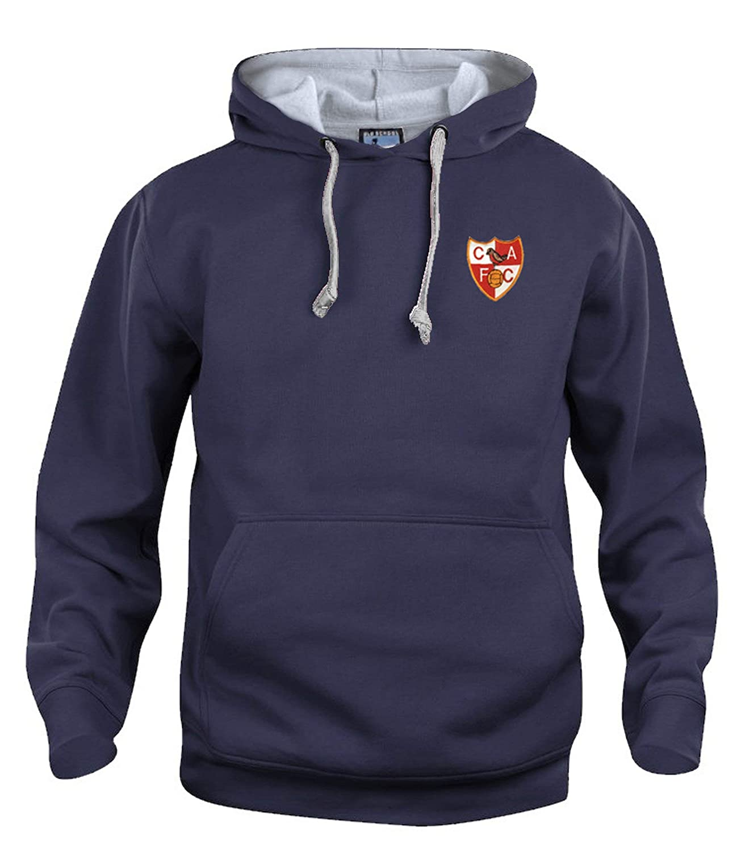 Charlton Athletic 1940s Football Hoodie Sizes S-XXXL Embroidered Logo