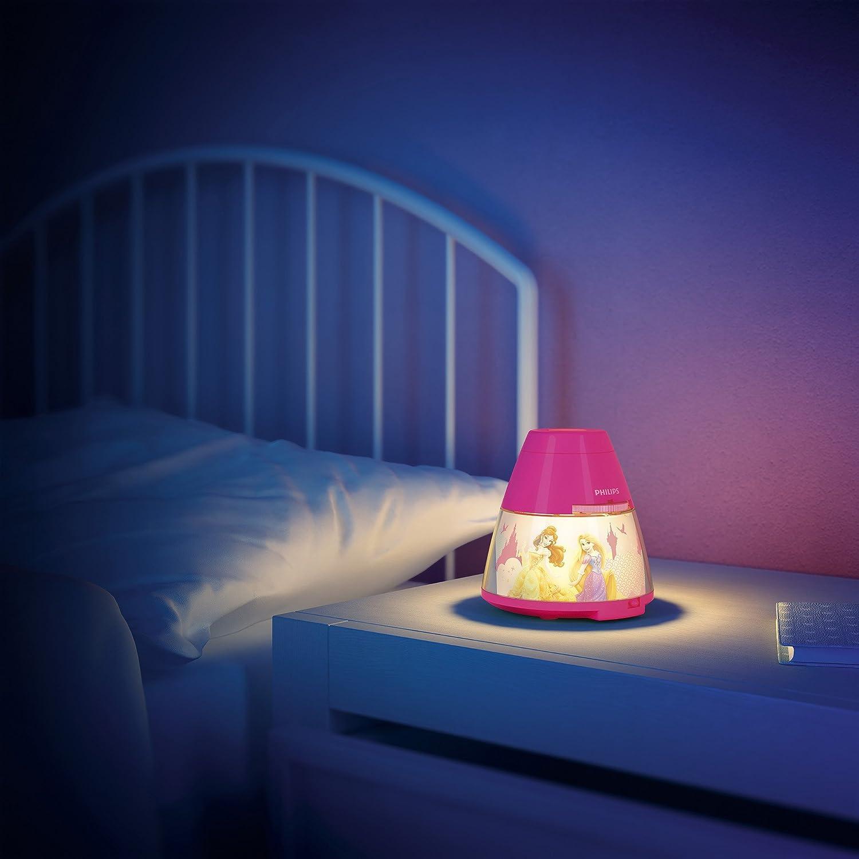 Philips Lighting Proyector y luz Nocturna 2 en 1 717692816, 5 W ...
