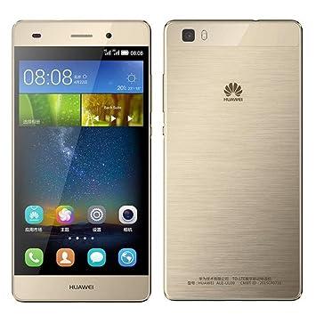 huawei p8 Lite 4G 16 GB Dual sim Gold EU: Amazon.es: Electrónica