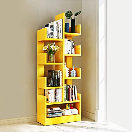 8ab1a035fd18 Kurtzy DIY Book Storage Display Rack Shelf Cabinet Unit Organizer for  Living Room, Bed Room