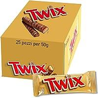 TWIX cerrojo de chocolate 25 X (2 x