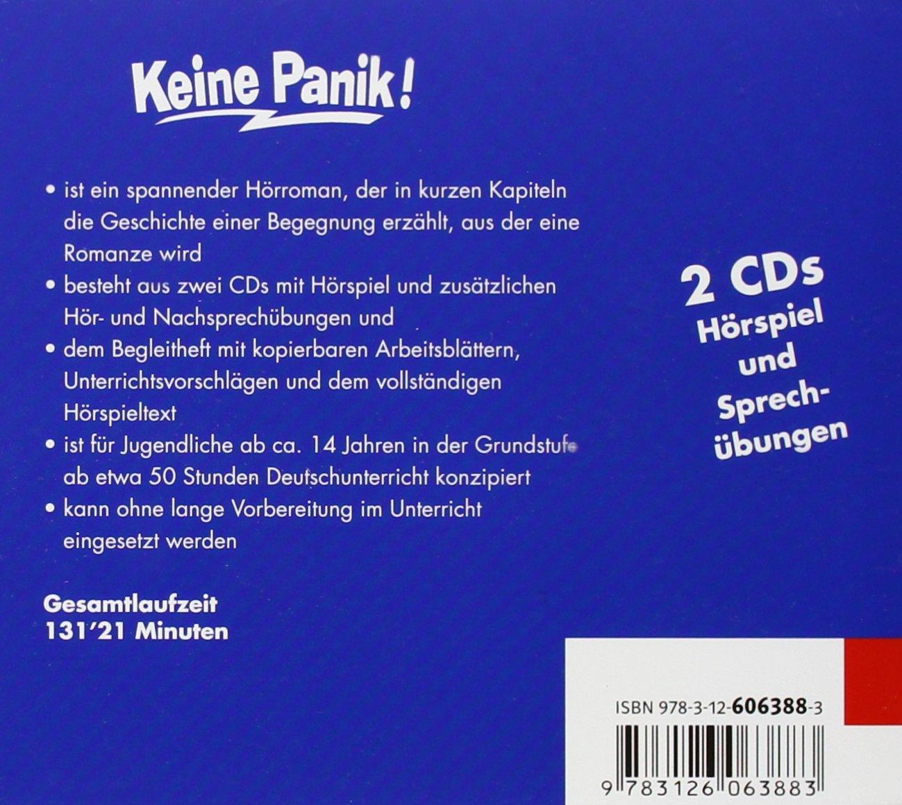 Keine Panik!: CDs (2): R.M Beitat: 9783126063883: Amazon.com: Books