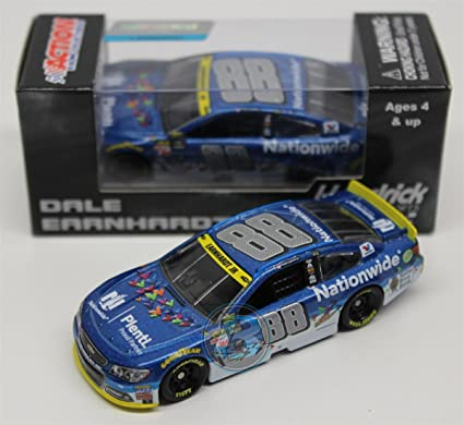 1//64 DALE EARNHARDT JR #88 NATIONWIDE JUSTICE LEAGUE 2017 SS ACTION NASCAR