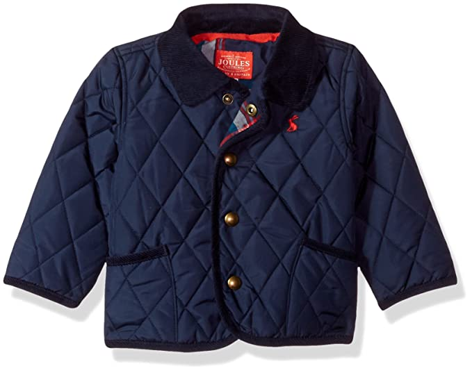 look good shoes sale new authentic hot-selling latest Joules Baby Infant Toddler Boys French Navy Milford Quilted ...