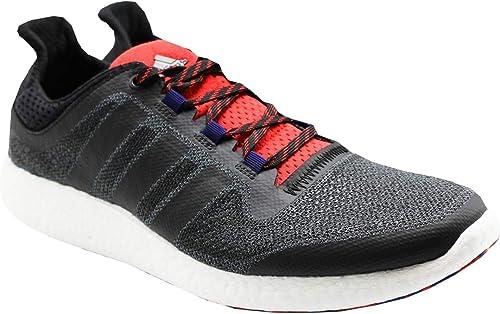 adidas Pure Boost 2.0 Schuh Core Black AQ4439 49 13